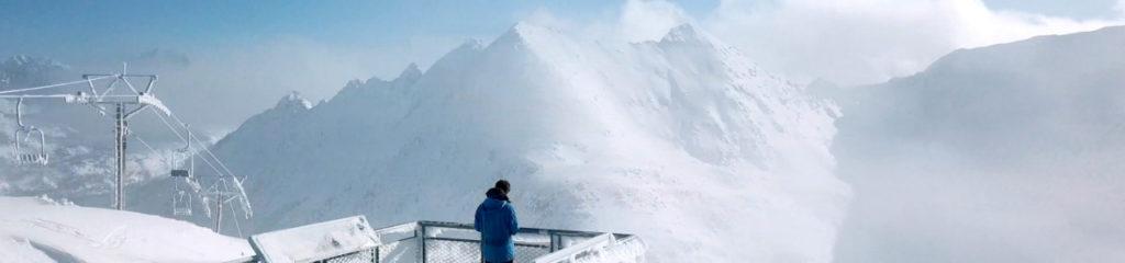 Ski de randonnée Isola 2000- Cime de Sisteron – Tête de Pevelos
