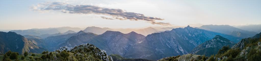Bivouac Cime de l'Autaret – Rocca Sièra