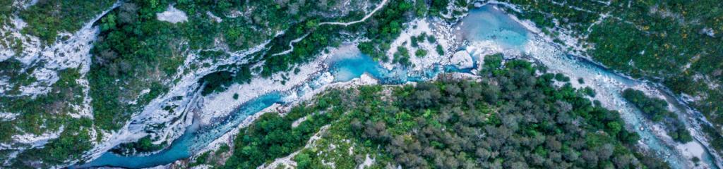 Randonnée Sentier Blanc Martel  – Gorges du Verdon