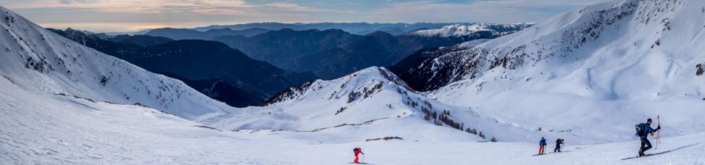 Ski de Rando – Mont Pépoiri et Mont Pétoumier