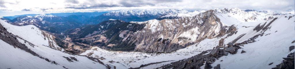 Ski de Rando – Cime Nègre