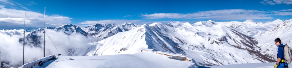 Ski de Rando – Grand Tour du Colombart