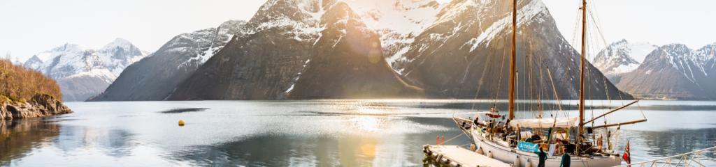 Ski de Rando En Norvège – Ski Trip en voilier dans les Alpes de Sunnmøre