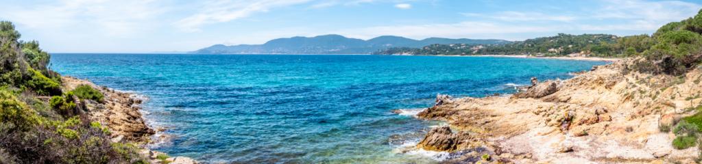 Randonnée Saint Tropez – Cap Lardier