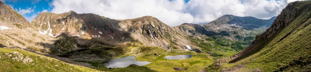 Randonnée Lacs de Prals