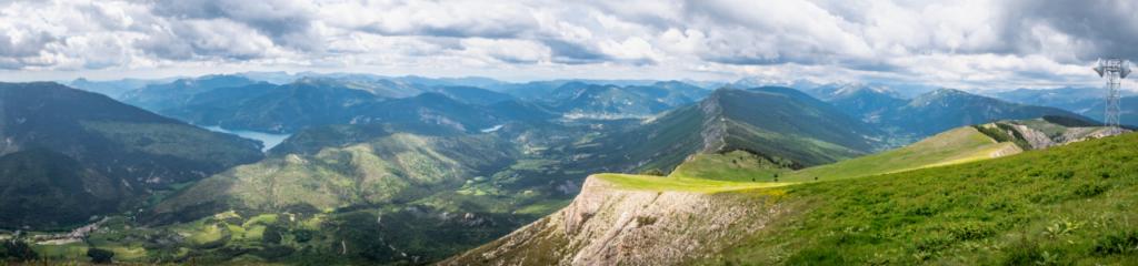 Randonnée Pic de Chamatte  – Verdon