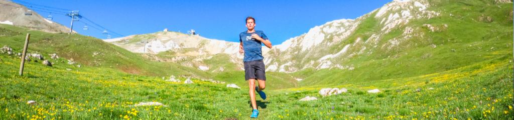 Trail à Tignes – Parcours de la Tovière