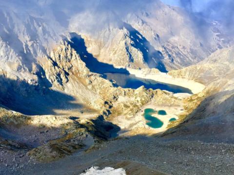 Lac du Brocan