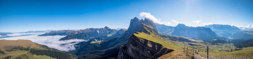 Les Dolomites en Van – Roadtrip Dolomites