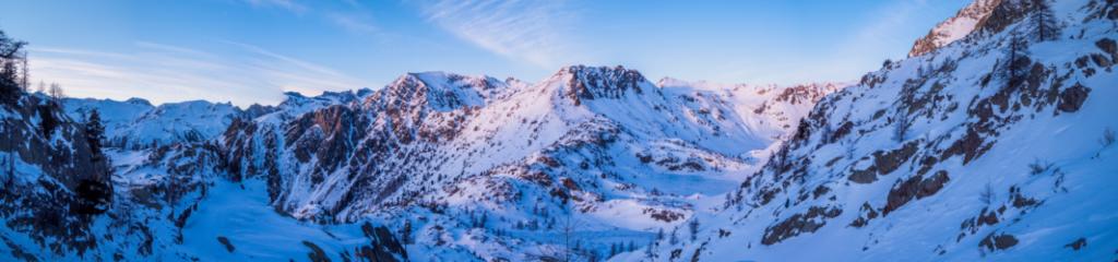 Ski de Rando – Refuge de Vens
